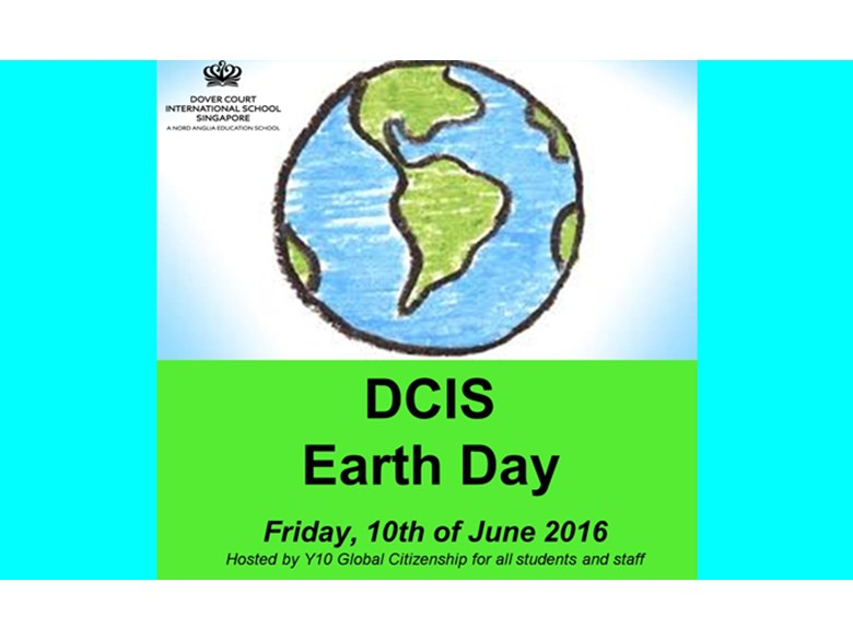 DCIS Earth Day 2016