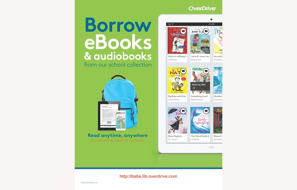 eBook Library poster