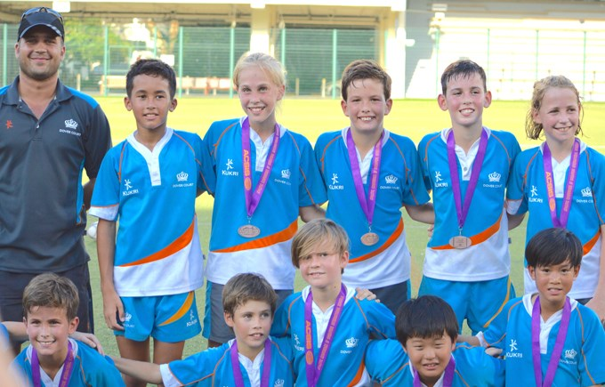 Under 11 Rugby Finals - Bronze Medal