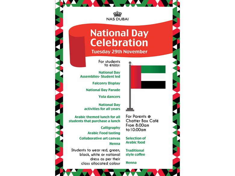 National Day Celebration