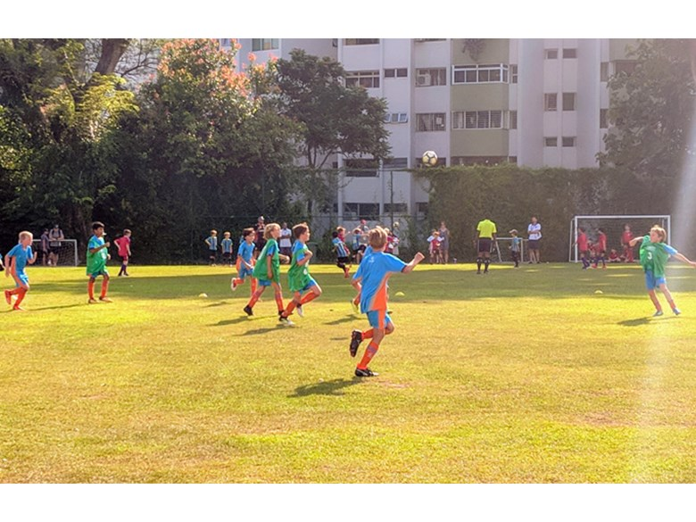 DCIS Under 9 Boys Football B Teams