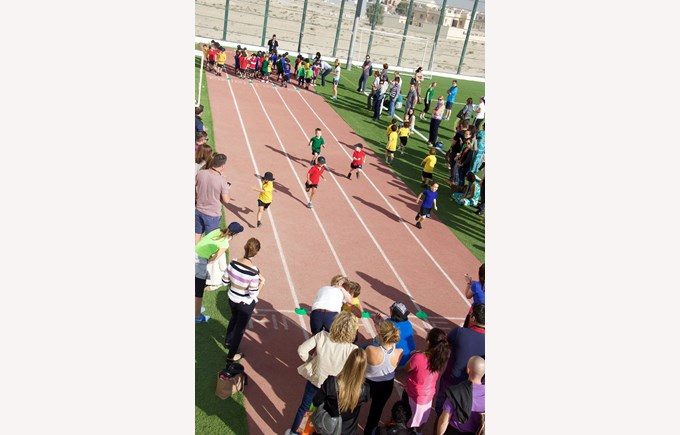 Reception Sports Day 02