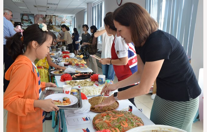 British International School Hanoi - International Week