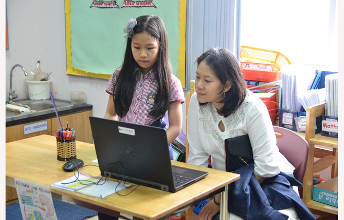 British International School Hanoi | Year 5 IPC Our Space topic