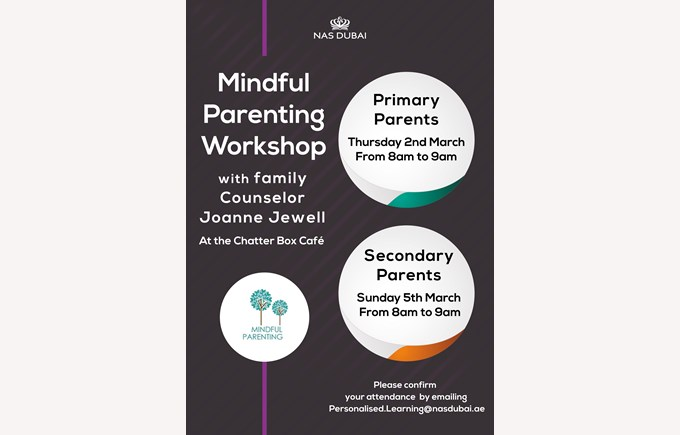 Mindful Parenting Workshop