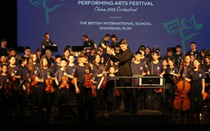 Nord Anglia Performing Arts Orchestral 2019 cover