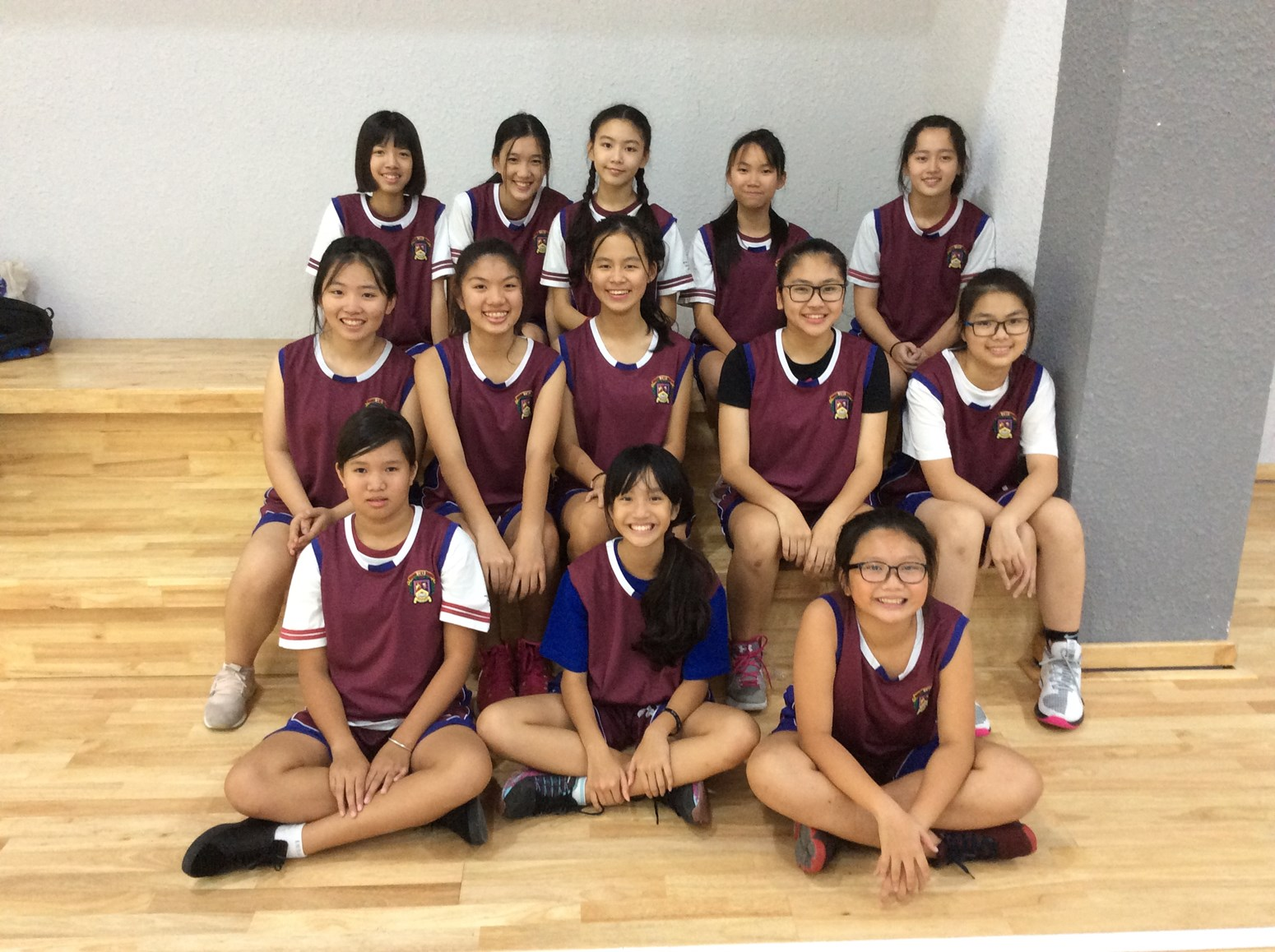 BVIS Basketball HCMC 2018