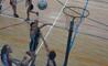 BISS Puxi playing in the Under 15 Netball Finals in Shanghai