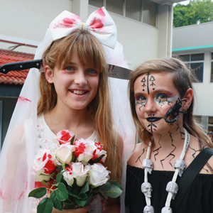 DCA Halloween Dover Court International School Singapore