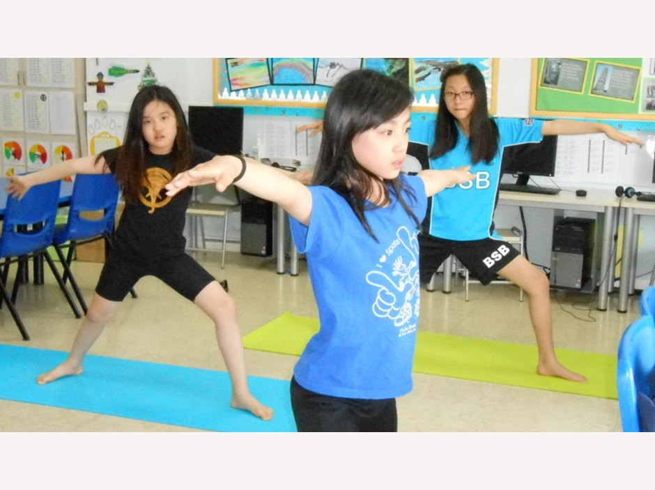 Key Stage 2 - Yoga