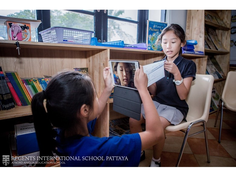 English as an Additional Language | Regents International School Pattaya, Thailand