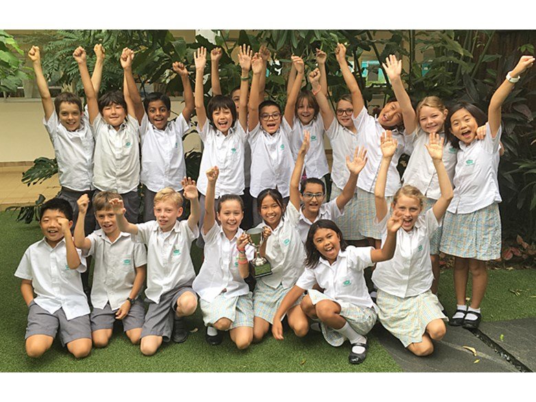Sports Success and Achievement at Upper Primary Assembly