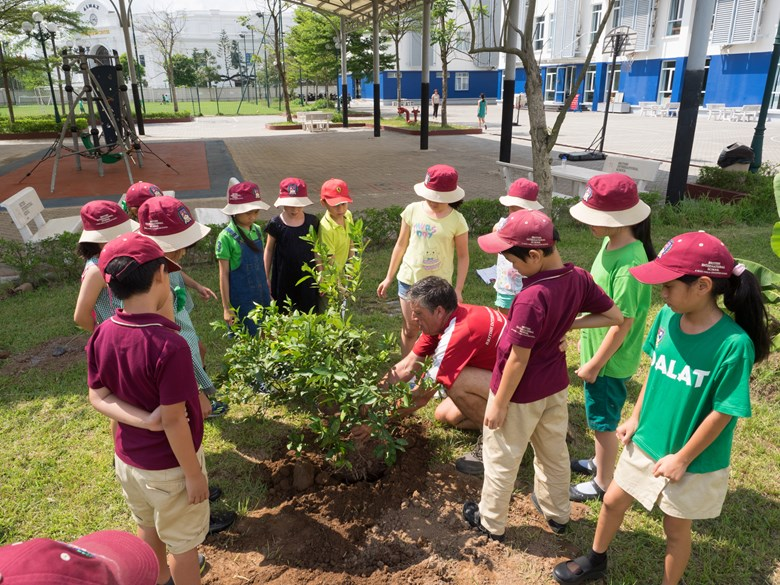 British International School Hanoi - Green Week
