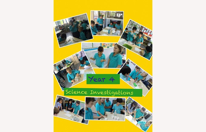 Year 4 Science Investigations