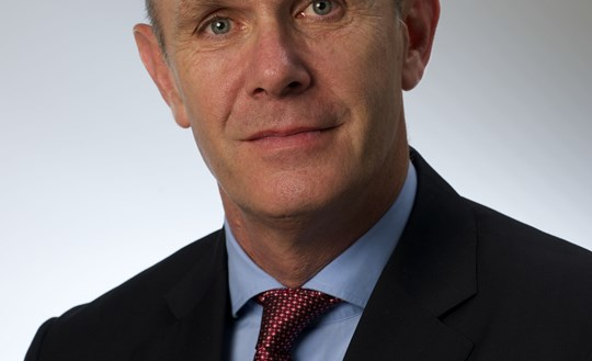 Andrew Fitzmaurice, CEO, Nord Anglia Education