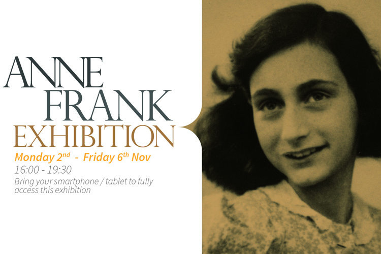 British International School Anne Frank Exhibition
