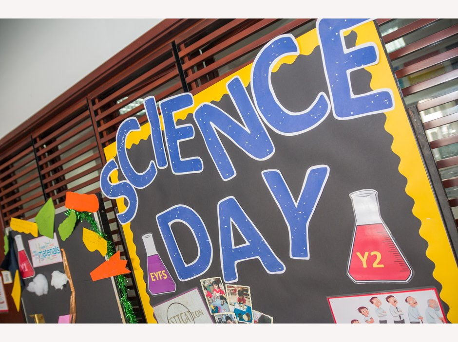 TX Sensational Science Day