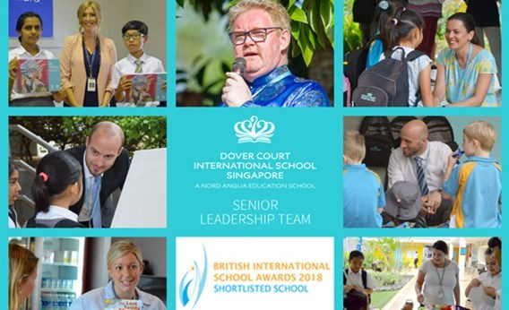 SLT Shortlisted for a British International Schools Award 2018
