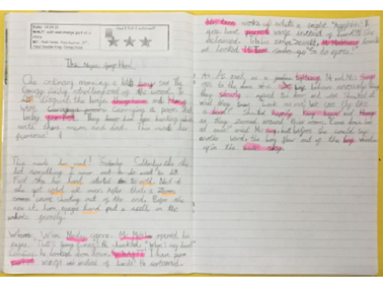 Year 2 - Talk for Writing(3)