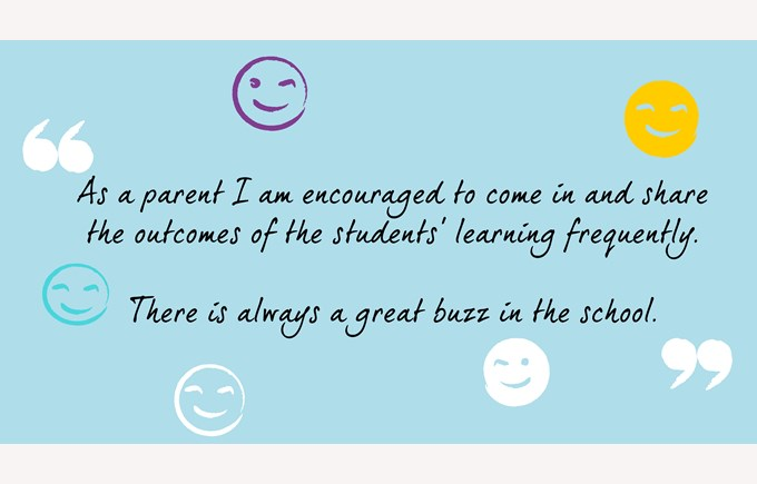 Parent Survey 2019 Results - quote 1