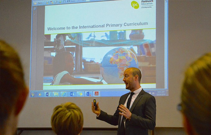 Parent Workshop: International Primary Curriculum