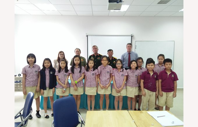 British International School Hanoi friendship village