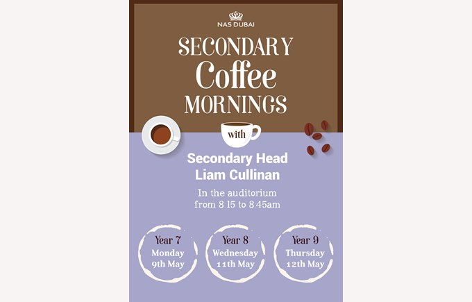 Secondary Coffee Mornings