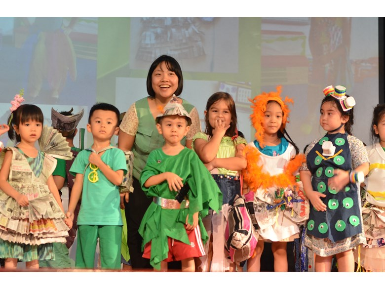 British International School Hanoi green week