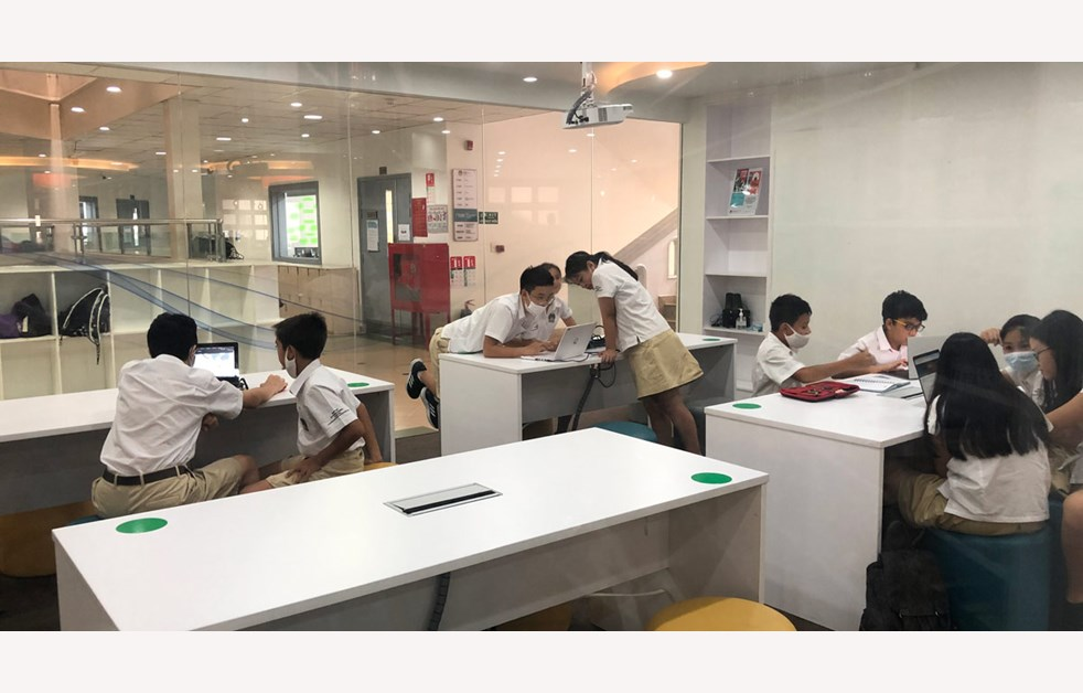 Virtual Escape Room | BIS HCMC