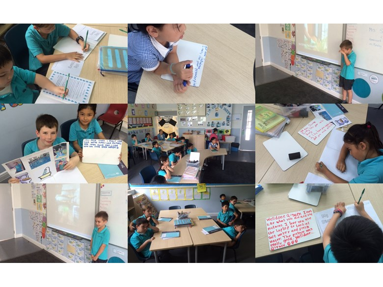 Year 2 Water Diaries