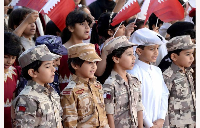Qatar National Day at Compass School_5729