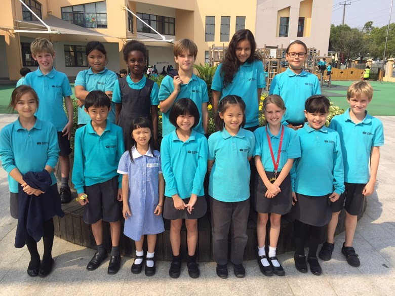 Primary School Councillors 2015/2016