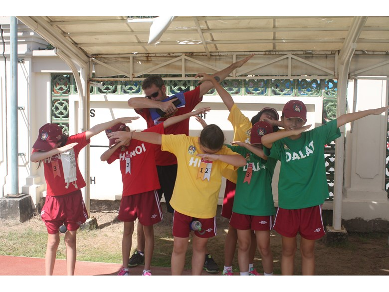 BIS HCMC Sports Days at An Phu Primary 3