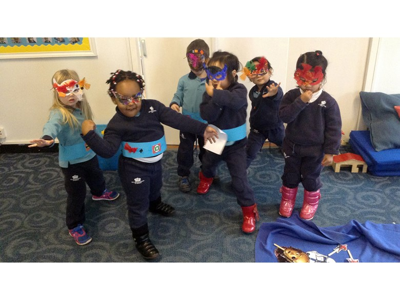 Nursery - Superheroes