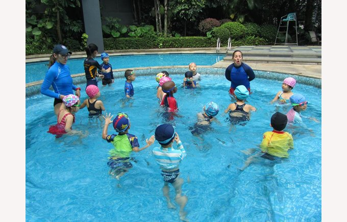 Early Years Swimming