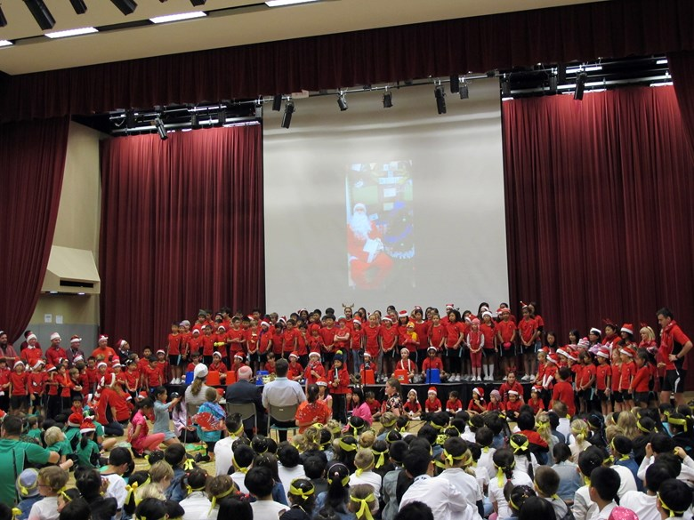 20161214 Inter House Singing Competition -6
