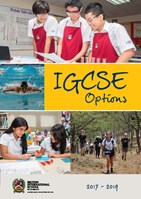 IGCSE Booklet cover