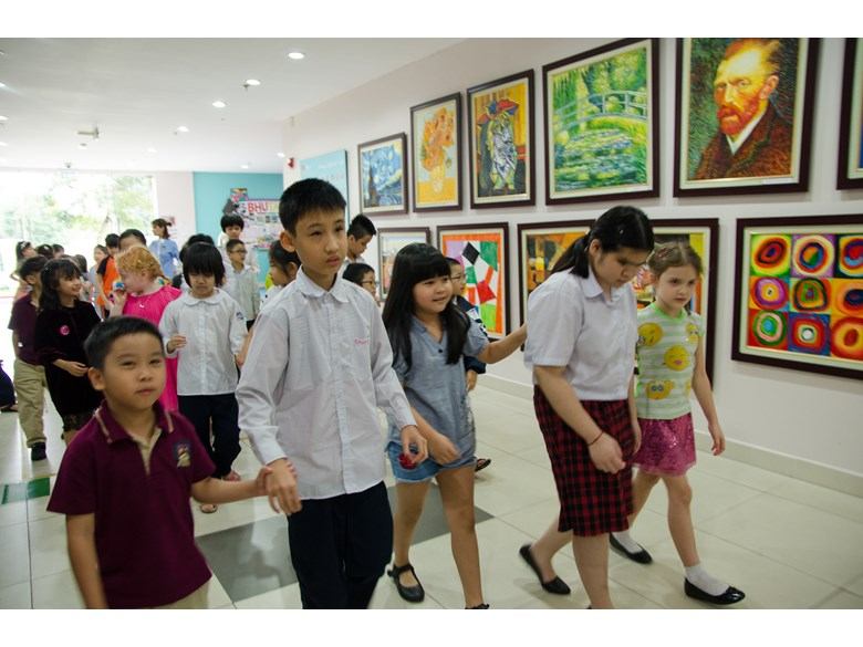 Britist International School Hanoi - Nguyen Dinh Chieu