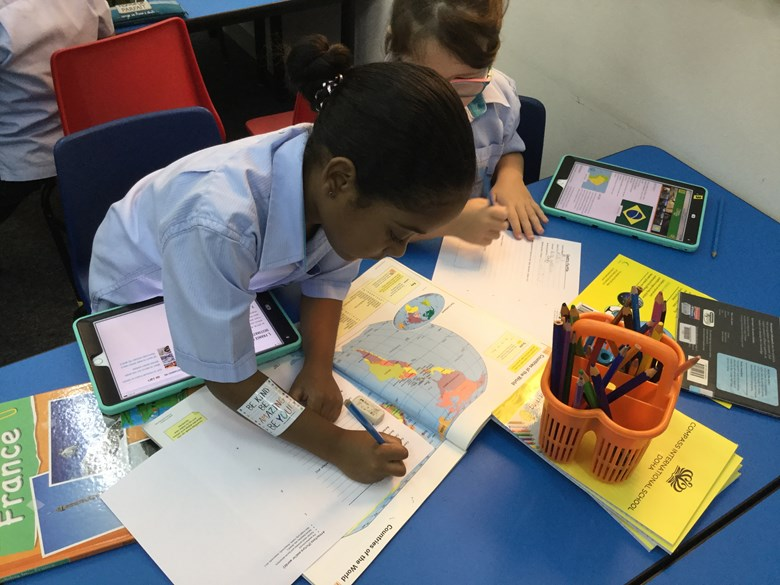 Madinat Khalifa Primary Headlines | Monday 8 October