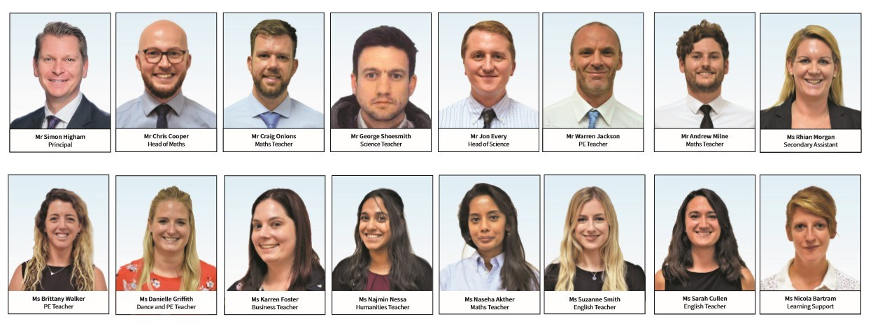 New staff BVIS HCM 2018
