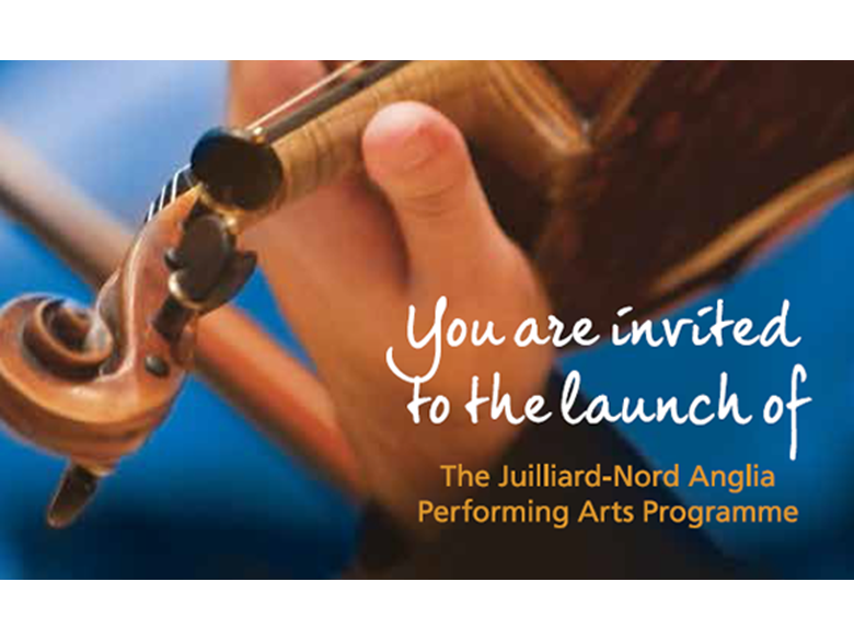 Juilliard school is coming to BISS Puxi to launch the Juilliard - Nord Anglia Performing Arts Programme