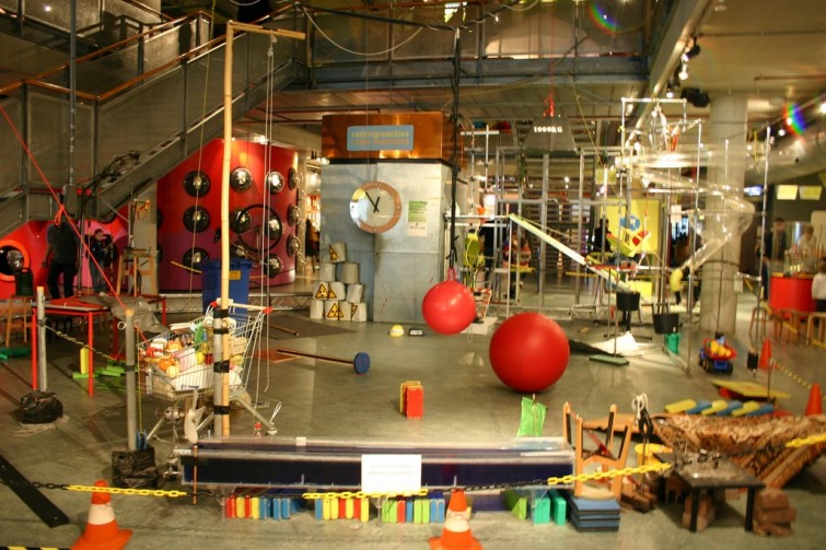 RUBE GOLDBERG Global Challenge