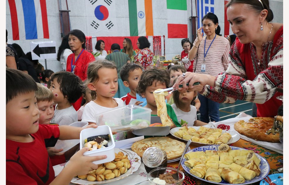 International Day - Food Fair_link