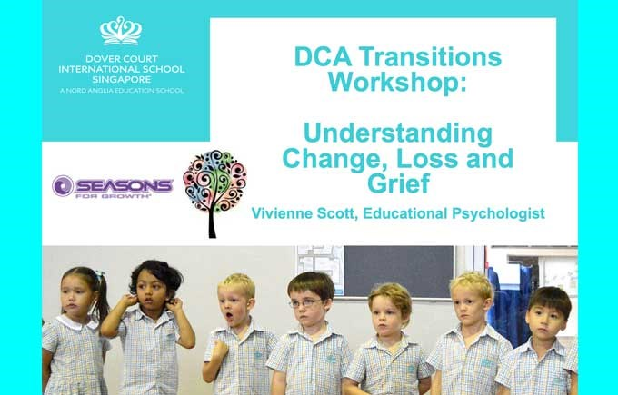 DCA Workshop 2017