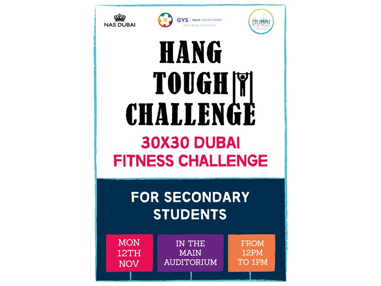 Hang Tough Challenge