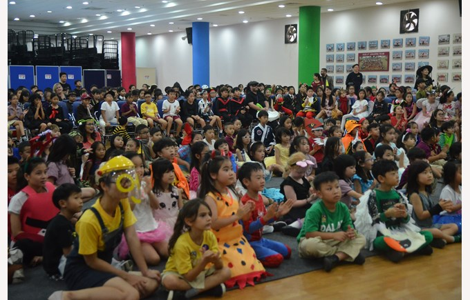 Book Week 2017 British International School Hanoi