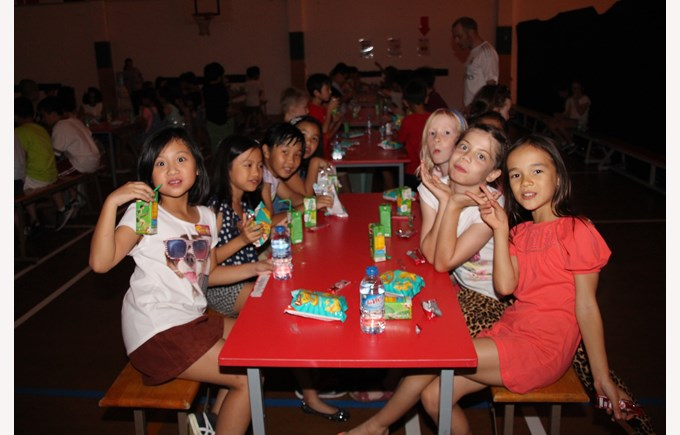 BIS Ho Chi Minh Term 2 Disco Party 9