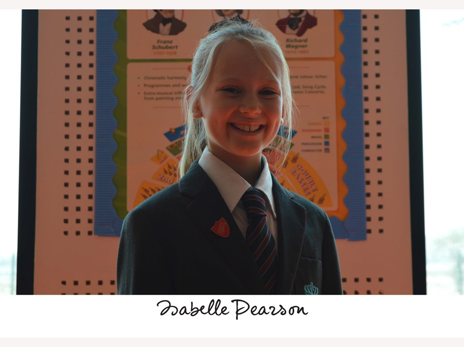 Isabelle Pearson - The British International School Dubai