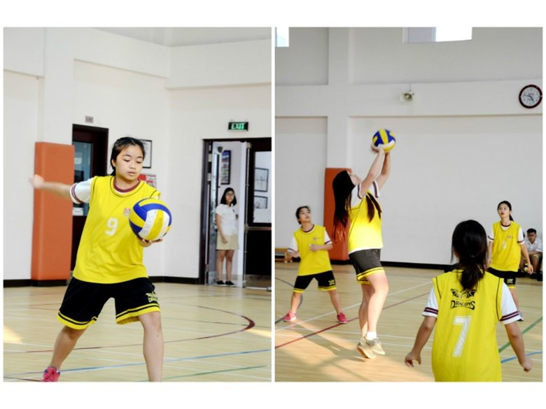 BVIS KS3 volleyball (2)