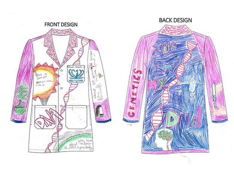 Lab Coat Design Competition Winners